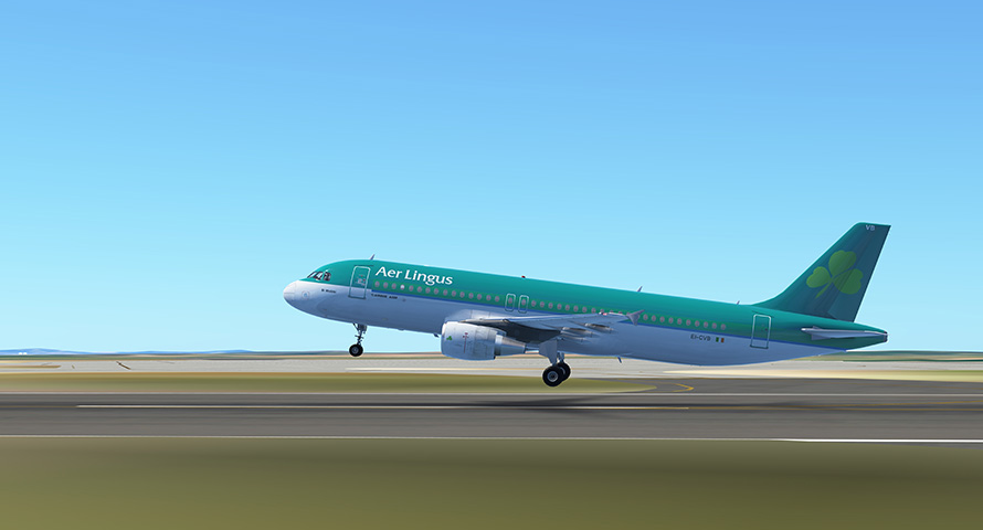 Aer Lingus VA - Meet the Fleet